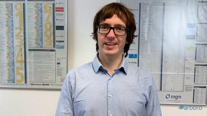 Mitarbeiterinterview Christian Mutzel - Content Manager