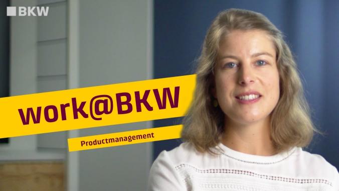 Arbeiten bei der BKW Gruppe | Produktmanagement – Meropi Nassikas | BKW
