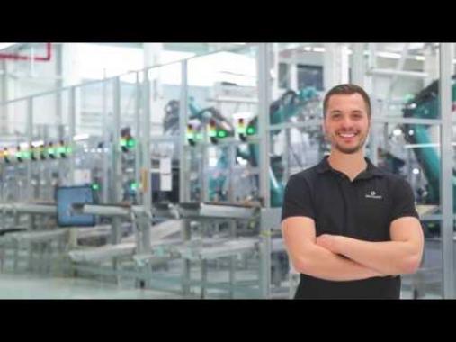 DRÄXLMAIER Group: Qualitätstechniker Rico Dolch