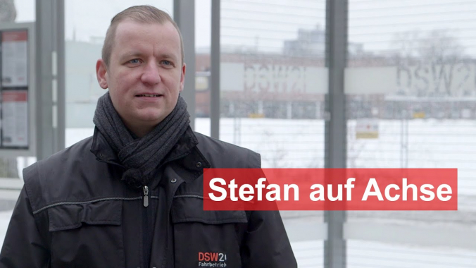 Wintereinbruch - Stefan auf Achse #19