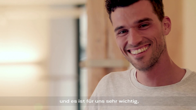 first frame networkers - der Film