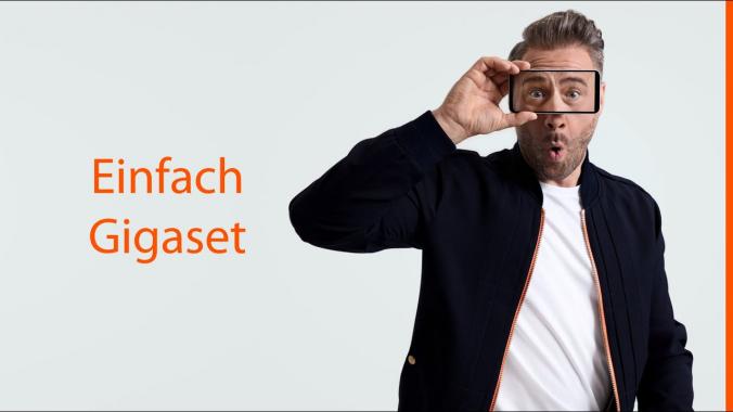Einfach Gigaset: Sasha und Made in Germany
