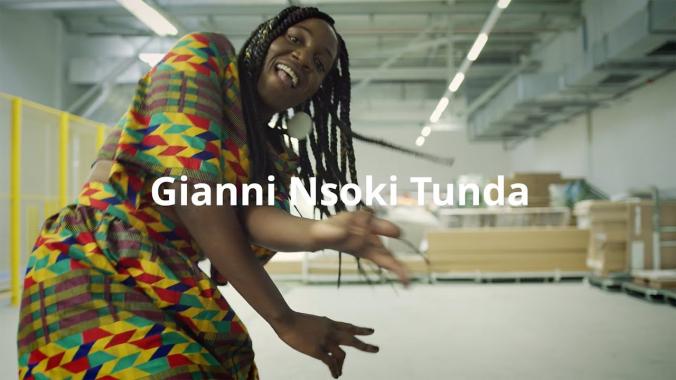 Gianni - Mitarbeiterin Auffüllteam | IKEA