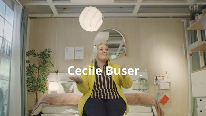 Cecile - Mitarbeiterin Verkauf | IKEA
