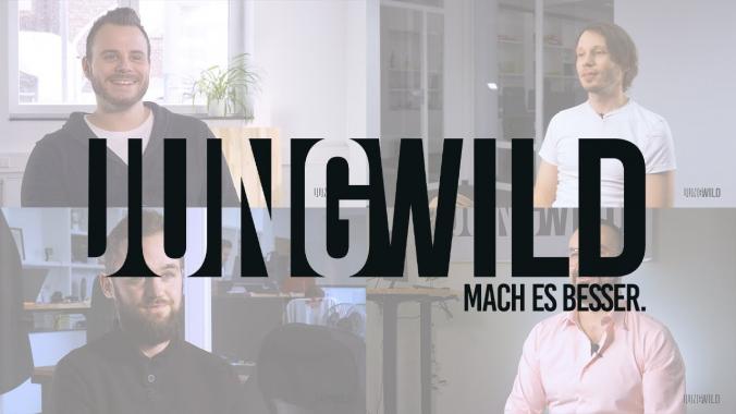 Imagefilm jungwild GmbH - das sind wir