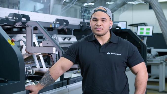 Berufe bei Kurtz Ersa #08: Industriemechaniker