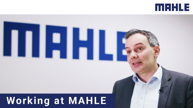 Working @MAHLE - Interview with Dr. Martin Berger
