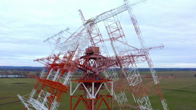 Großfunkstelle / Transmitter Station Nauen, Germany