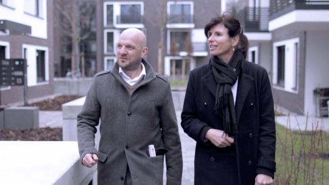 Von der Akquise bis zur Schlüsselübergabe (Claudia Ganady & Nils Schillberg)