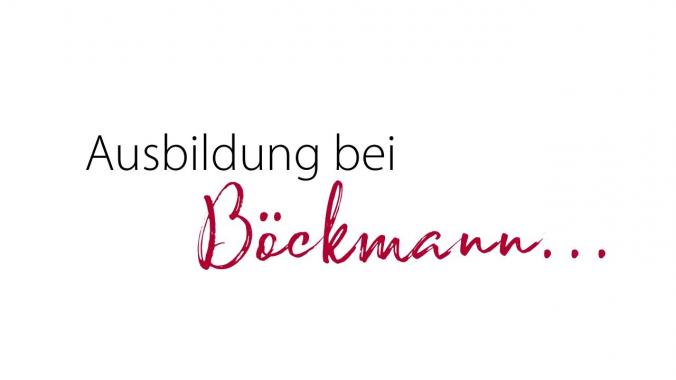Ausbildung bei Böckmann