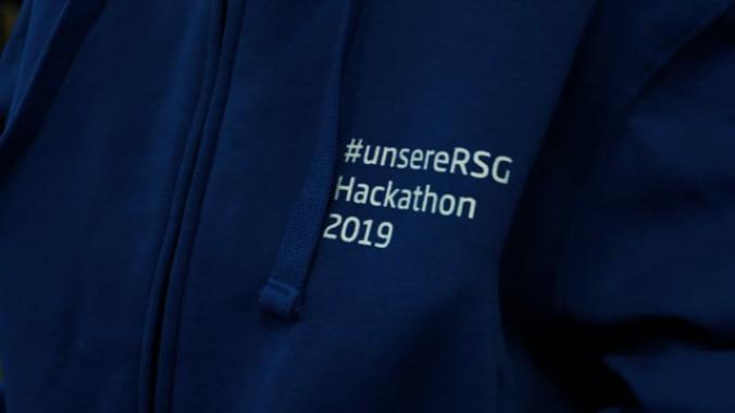 #unsereRSG Hackathon 2019