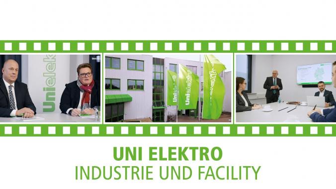 UNI ELEKTRO Detailclip - Vertrieb Industrie & Facility
