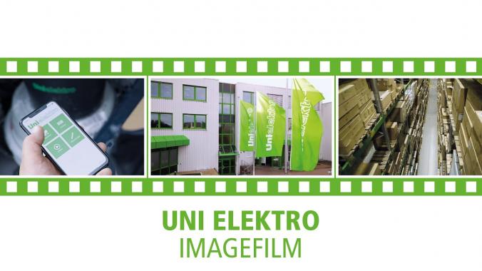 UNI ELEKTRO Imagefilm - Wir liefern mehr als Ware