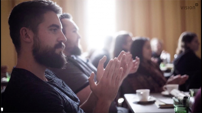Vision11 Imagevideo: Digitale Transformation. Zukunft denken.