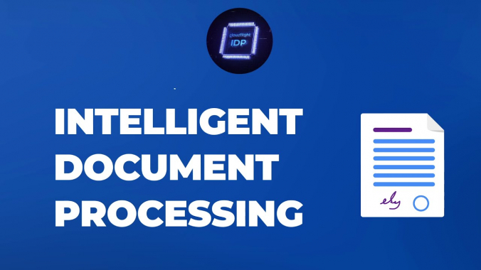 Cloudflight Intelligent Document Processing Solutions