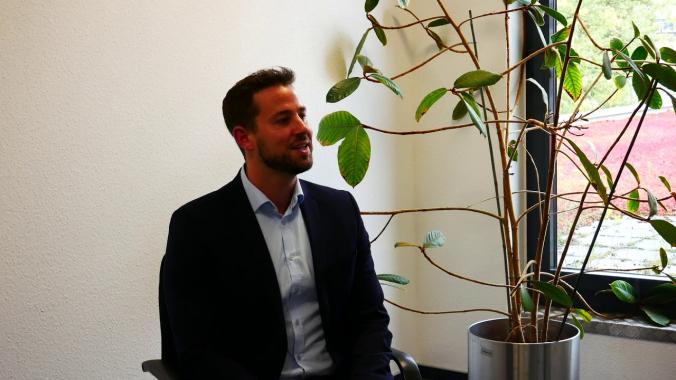 Interviewreihe: Unsere Firmeninhaber    HERR DANIEL PACKENIUS