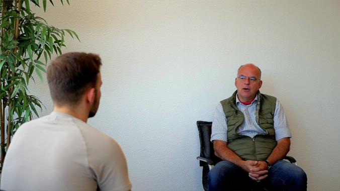 Interviewreihe: Unsere Firmeninhaber    HERR HUBERTUS VON WEDEL