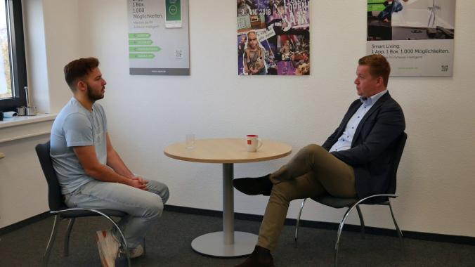 Interviewreihe: Unsere Firmeninhaber    HERR THOMAS HEIDRICH