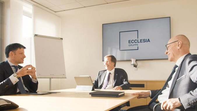 Werte der Ecclesia Gruppe