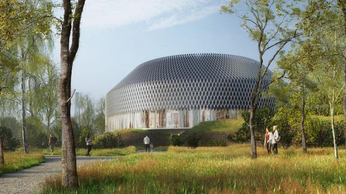 Der Novartis Pavillon - Ein Zuhause für die Wunder der Medizin | Novartis Schweiz