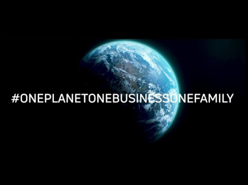 One Planet. One Business. One Family.