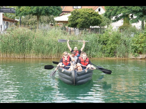 SECUINFRA Company-Event 2019 August - Niedernberg am See