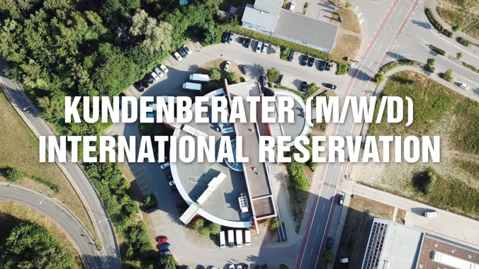 International Reservation - Kundenberater (m/w/d)