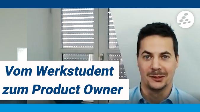 Vom Werkstudent zum Product Owner - Felix sauer kennt den Weg bei barmundi!