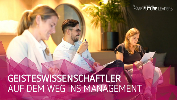 Bertelsmann Future Leaders - Creative Management