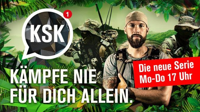 KSK - KÄMPFE NIE FÜR DICH ALLEIN | Bundeswehr Exclusive