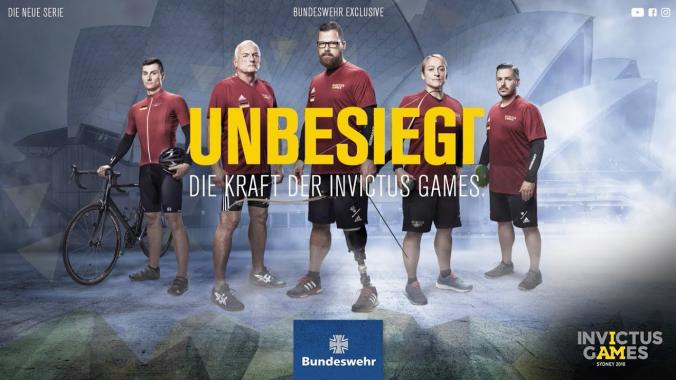 UNBESIEGT | Die Kraft der Invictus Games
