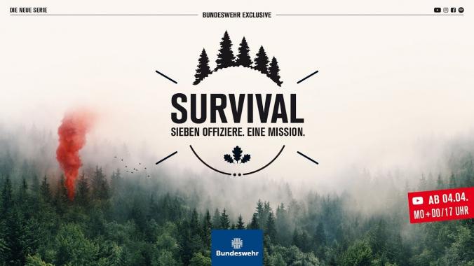 SURVIVAL – 7 Offiziere. Eine Mission. | Bundeswehr Exclusive