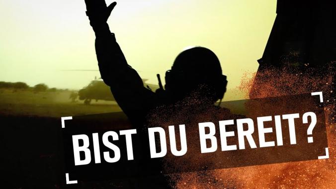 Bist du bereit? | MALI | Bundeswehr Exclusive