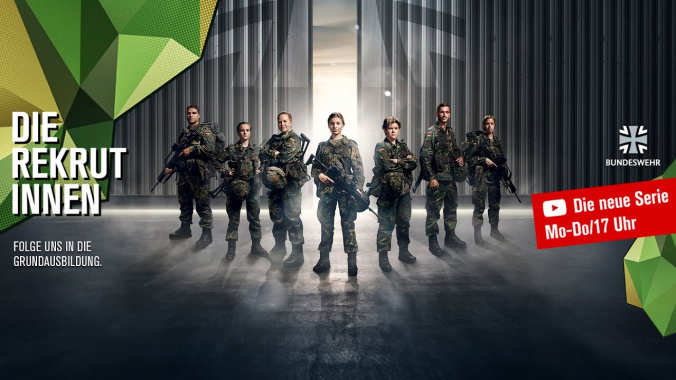 DIE REKRUTINNEN | Bundeswehr Exclusive