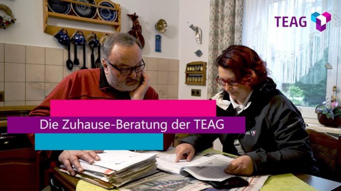 Die Zuhause-Beratung der TEAG