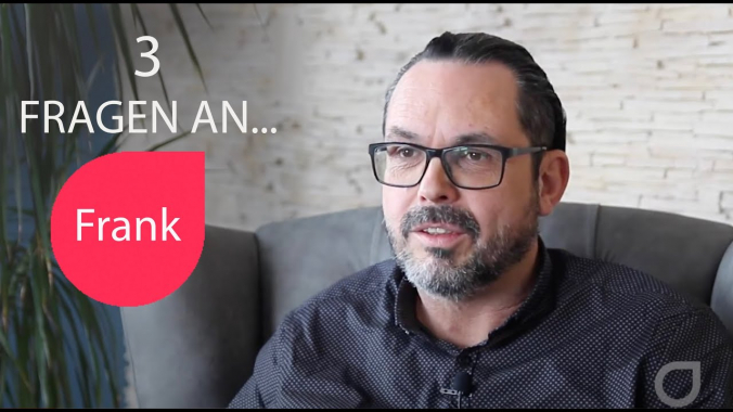 3 Fragen an...Frank Platte, Business Development bei Holisticon