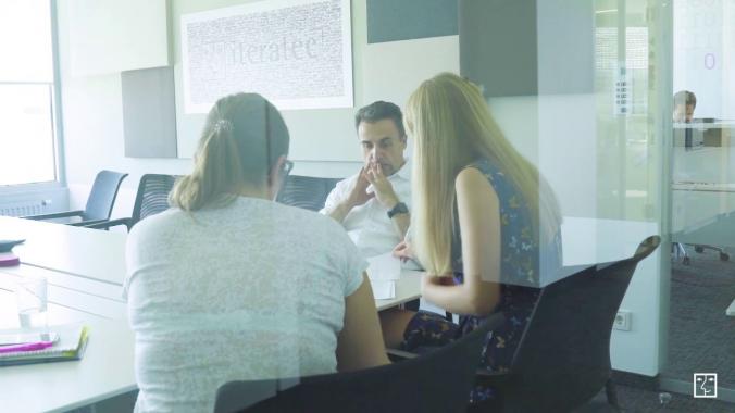 Berufseinstieg mit Praxiserfahrung | Student*innen bei iteratec
