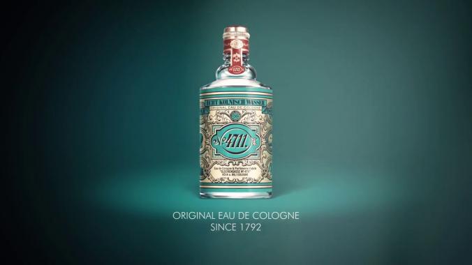 4711 – Ein Duft aus Köln, eine Marke von Welt