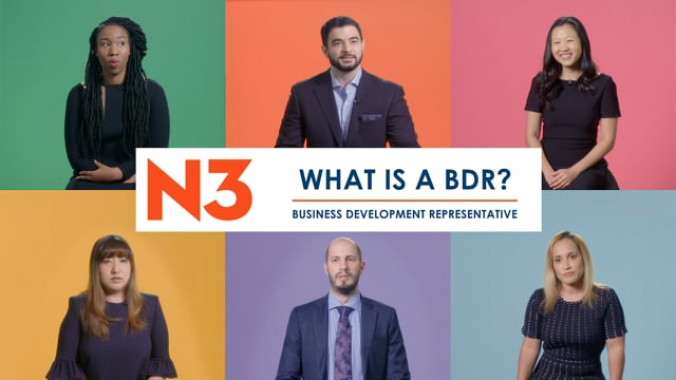 What is a BDR?