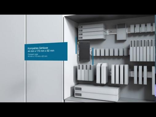 Die Prime Box Pico ist einer der kleinsten industriellen Box-PCs.