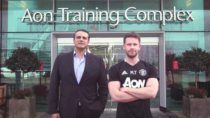 Partnerschaft mit Manchester United