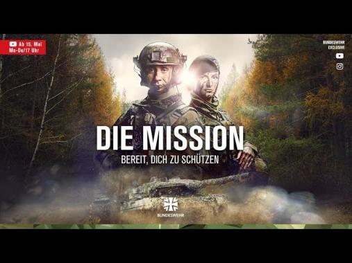 DIE MISSION:BEREIT, DICH ZU SCHÜTZEN | Bundeswehr Exclusive