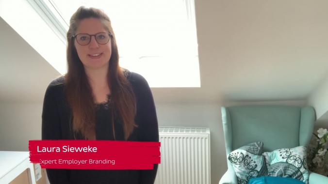3 Fragen an Expert Employer Branding Laura Sieweke