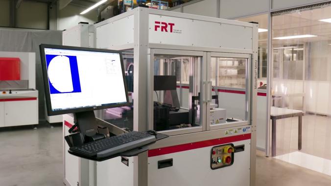 FRT Metrology - MicroProf® MHU