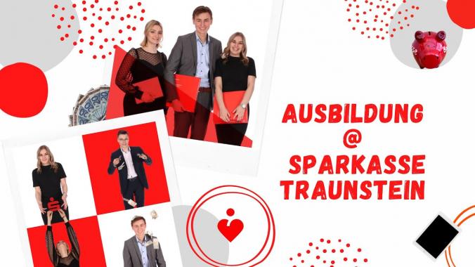 Deine Ausbildung bei der Kreissparkasse Traunstein-Trostberg
