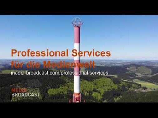 Professional Services für die Medienwelt