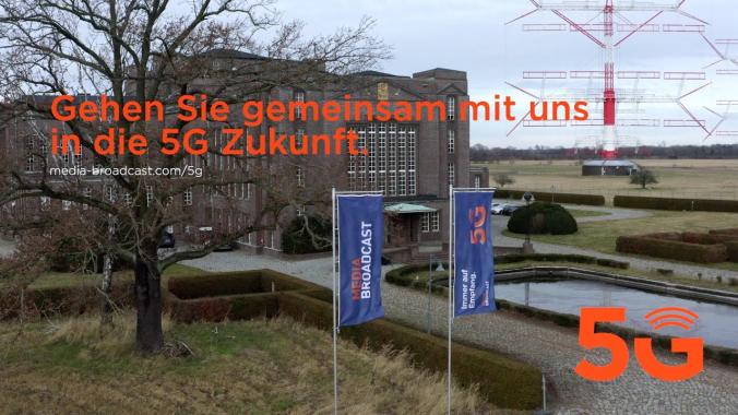 5G Technologie in Nauen