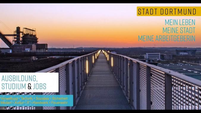 Arbeitgeberin Stadt Dortmund