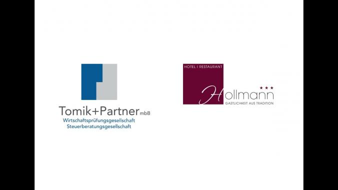 Hollmann bringt`s - Mittagessen bei Tomik + Partner