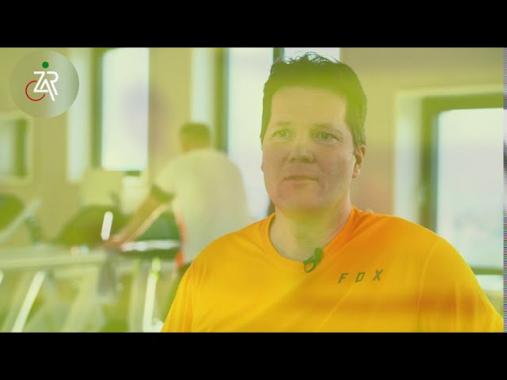 Reha, Therapie und Training im ZAR. Gesundheit vor Ort!